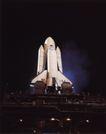 宇宙探索0175,宇宙探索,科技,发射塔 火箭 准备发射