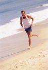 健康休闲0186,健康休闲,运动,跑步 海滩