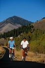 健康休闲0188,健康休闲,运动,骑车 出游 山景