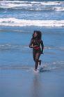 体育锻炼0169,体育锻炼,运动,海浪滚滚  跑  海潮
