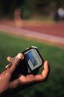 体育锻炼0174,体育锻炼,运动,短跑计时 大屏幕秒表 远方跑道