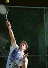 激情网球0052,激情网球,运动,接球 球网 球员