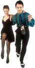 群体舞蹈0032,群体舞蹈,运动,妇伴 交际场合 跳舞