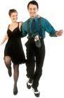 群体舞蹈0033,群体舞蹈,运动,笑脸 礼服 领带