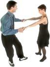 群体舞蹈0035,群体舞蹈,运动,身姿 牵手 舞会