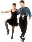 群体舞蹈0041,群体舞蹈,运动,舞步
