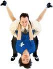 群体舞蹈0053,群体舞蹈,运动,合作 双人舞 姿态