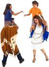 群体舞蹈0066,群体舞蹈,运动,家庭 跳舞 舞步