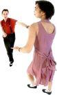 群体舞蹈0072,群体舞蹈,运动,伸手 牵引 走步