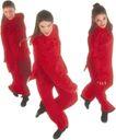 群体舞蹈0084,群体舞蹈,运动,队员 群体 情意
