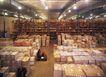 工业生产0173,工业生产,工业,大货仓 整齐货物 叉车