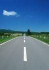道路百科0128,道路百科,工业,分界线 新干道 蓝天 浮云 高路公路