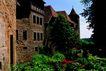 德国风情0276,德国风情,世界风光,古典 住宅 绿色植物
