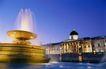 德国风情0296,德国风情,世界风光,喷泉 酒店 晚上