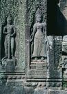 越南老挝柬埔寨0131,越南老挝柬埔寨,世界风光,寓意 图案 女性 墙壁 繁荣