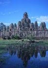 越南老挝柬埔寨0153,越南老挝柬埔寨,世界风光,倒影