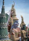越南老挝柬埔寨0157,越南老挝柬埔寨,世界风光,特色塑像