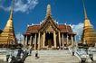 越南老挝柬埔寨0166,越南老挝柬埔寨,世界风光,大殿外