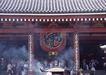 越南老挝柬埔寨0175,越南老挝柬埔寨,世界风光,红灯笼 香炉 香烟缭绕