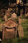 世界旅游0217,世界旅游,世界风光,墓地 石碑