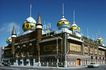 世界旅游0250,世界旅游,世界风光,壁画 圆锥 避雷针