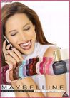 广告女郎0014,广告女郎,艺术,大嘴 眉影 化妆品