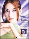 广告女郎0028,广告女郎,艺术,化妆品 粉盒 淡妆