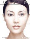 广告女郎0039,广告女郎,艺术,面孔 面部 大眼女孩
