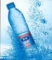 中国广告0091,中国广告,艺术,雀巢 纯净水 水滴
