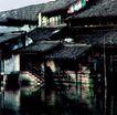 中国广告0123,中国广告,艺术,江南 木房 水乡 古老 古镇