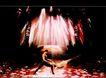 中国广告0125,中国广告,艺术,舞台 舞蹈 演员 灯光 掌声