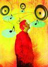 音乐遐想0001,音乐遐想,艺术,广播 音乐 旋律