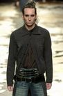 Sao Paul 女装冬季新品发布0250,Sao Paul 女装冬季新品发布,服装设计,黑色 夹克 腰带