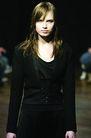 伦敦2004女装秋冬新品发布会0229,伦敦2004女装秋冬新品发布会,服装设计,黄头发 黑色礼服