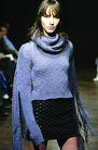 伦敦2004女装秋冬新品发布会0242,伦敦2004女装秋冬新品发布会,服装设计,毛衣 短裙 搭配