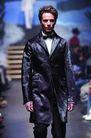 米兰2004秋冬新品发布会0240,米兰2004秋冬新品发布会,服装设计,领结 严肃服饰