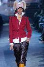 米兰2004女装秋冬新品发布会0611,米兰2004女装秋冬新品发布会,服装设计,
