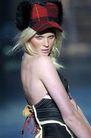 米兰2004女装秋冬新品发布会0638,米兰2004女装秋冬新品发布会,服装设计,