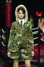 里约热内卢2004女装秋冬新品发布会0155,里约热内卢2004女装秋冬新品发布会,服装设计,迷彩系列