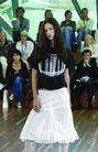 墨尔本时装008 2004秋冬新品发布会0144,墨尔本时装008 2004秋冬新品发布会,服装设计,白裙子