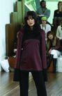 墨尔本时装008 2004秋冬新品发布会0147,墨尔本时装008 2004秋冬新品发布会,服装设计,深紫色