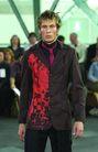 墨尔本时装008 2004秋冬新品发布会0152,墨尔本时装008 2004秋冬新品发布会,服装设计,红色花式