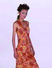 大陆明星时装0045,大陆明星时装,服装设计,长裙