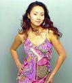 大陆明星时装0055,大陆明星时装,服装设计,员逞裙 身材 露胸