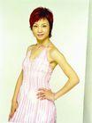 大陆明星时装0060,大陆明星时装,服装设计,造型 手叉腰 短发