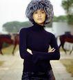 大陆明星时装0067,大陆明星时装,服装设计,暖和 帽子 时装