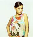 大陆明星时装0083,大陆明星时装,服装设计,形体 魅力 时装