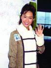 港台明星0122,港台明星,服装设计,手势 毛线衣 大衣领 媒体 笑容