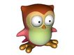 3D动物图案0048,3D动物图案,漫画卡通,卡通形象
