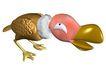 3D动物图案0112,3D动物图案,漫画卡通,卡通 夸张 三维